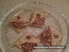 Lješnjak-karamel keksići — Coolinarika