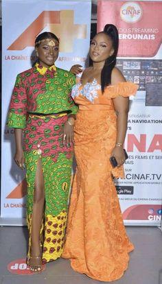 Film, Ankara, One Shoulder, African, Formal Dresses, Fashion, African Dress, Fashion Styles, Movie