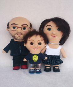 Selfie doll Family