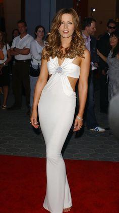 Kate Beckinsale in Azzaro