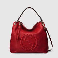 Gucci+Soho+leather+hobo