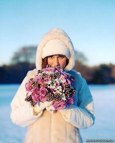 Winter Bouquet #timelesstreasure