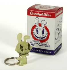 love the vintage look to the candykiller