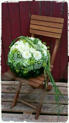 Please visit our website for Green Flowers, Pretty Flowers, White Flowers, Grave Decorations, Flower Decorations, Succulent Bouquet, Flower Ball, Funeral Flowers, Flower Power