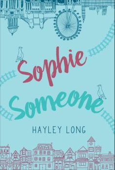 Sophie someone by Hayley Long.  Sophie and her family came to live in Belgium when she was only four or five years old, but she's fourteen now and has never been quite sure why they left England in the first place. Then, one day, Sophie makes a startling discovery. Finally Sophie can unlock the mystery of who she really is.