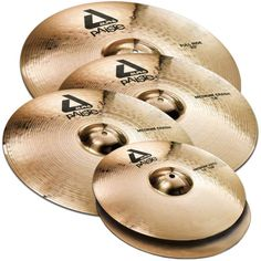 i just love this cymbals / Paiste Alpha / Cymbals
