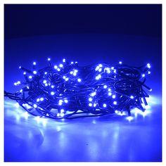 Luce natalizia 180 miniled blu per interni | vendita online su HOLYART