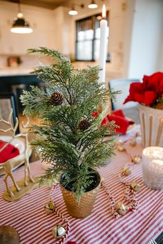 Christmas Home Tour — Cristin Cooper Candle Lanterns, Votive Candles, Christmas Decorations, Table Decorations, Holiday Decor, Holiday Fashion, Holiday Style, Living Room Candles, Blogger Home