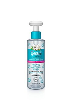 Yes To Cotton Comforting Micellar Cleansing Water 777 Fluid Ounce * You can get more details by clicking on the image-affiliate link.