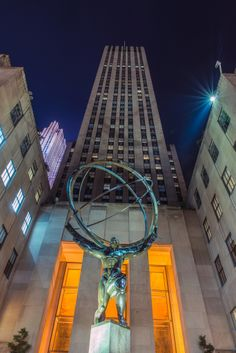 Atlas Statue New York City.jpg | Flickr - Photo Sharing!