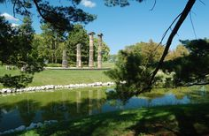 Pioneers Park, Lincoln, Nebraska.
