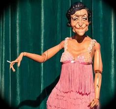 Rosemary Focaccia by Ronnie Burkett at Daisy Theatre