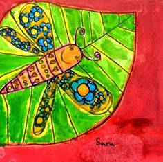 Image result for camouflage minibeast art for kids