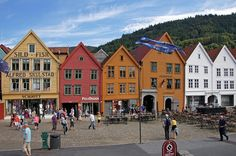 Bergen, Norway - The Tourist Of Life