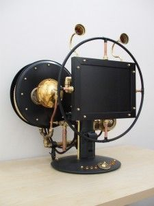 Observation station for your electro-mechanical computing device.