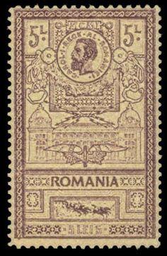 Postage Stamp - Romania