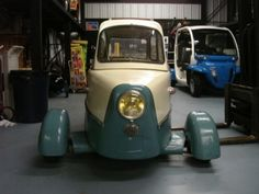 1956 Inter 175A Berline - Only 300 or so manufactured.