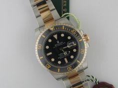 Swiss Watch Dealers: Rolex - Submariner: 116613LN