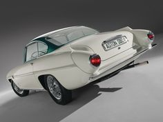 Aston Martin DB2/4 Supersonic Coupe MkII (AM300/1/1132) '1956