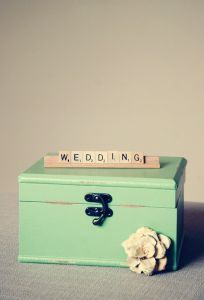 Scrabble Wedding Words from @etsy wedding seller Vintage Proverbs 3:4:6