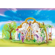 Playmobil Wróżki Walizeczka kraina wróżek, 5208, klocki