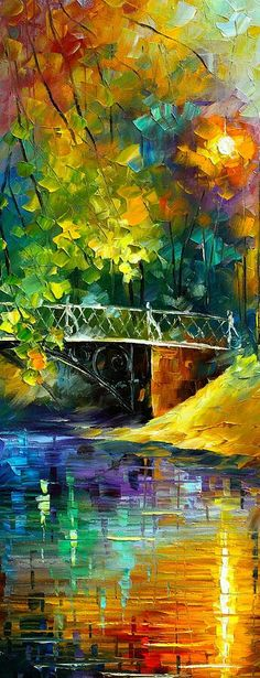 The Aura Of Autumn Iii by Leonid Afremov Handmade oil painting reproduction on canvas for sale,We can offer Framed art,Wall Art,Gallery Wrap and Stretched Canvas,Choose from multiple sizes and frames at discount price. Wow Art, Art Mural, Graffiti Artwork, Belle Photo, Painting Inspiration, Art Photography, Autumn Photography, Art Gallery, Fine Art