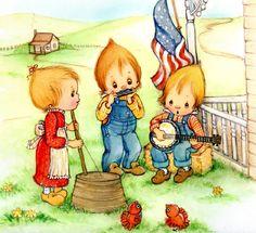 USA by Betsy Clark