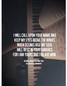 I will call upon His Name...Hillsong...More at http://beliefpics.christianpost.com/