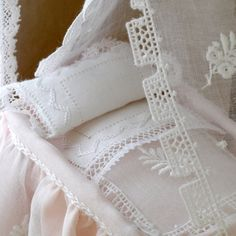 Your place to buy and sell all things handmade Lace Bedding, Baby Deco, Nursery Toys, Baby Bedding Sets, Miniature Rooms, Burlap Lace, Heirloom Sewing, Crochet Videos, Dollhouse Dolls