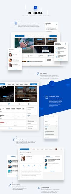 The portal provides a constant opportunity to switch to another, more interestingsection of information for you at any time and in any place. Creating the product, we evaluated its importance for each of the user roles that we identified in the project.…