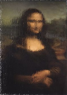 Mona by Gregor Hildebrandt, 2016.