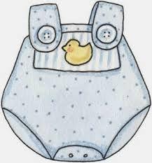 Resultado de imagen para moldes de patitos para baby shower