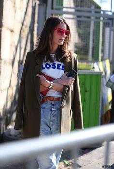 Streetstyle Post: PFW- 8 Looks to Love : Chloe Sachdev on #ATPB goo.gl/oo6RZZ