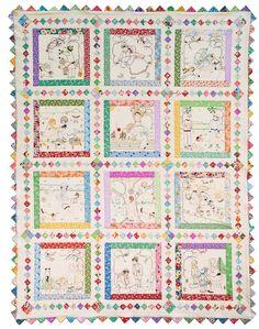 Dorothy Baker diseños de bordado: