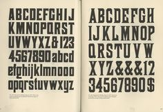 American Wood Type Alphabet | William Page | T a l. | Flickr