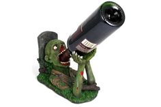 Zombie - Wine Bottle Holder - very cool