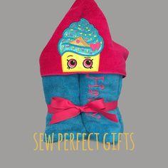 Paw Patrol /'Pastels/' Poncho Towel Brand New Gift