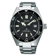SBDC051.Introduced in 1965, Seiko's diving watch integrated innovative technology that has been chosen by divers and adventurers globally. Seiko's diving watch has become a global standard as a result 50 years of innovation. What is the history behind this timepiece? SEIKO WATCH CORPORATION.