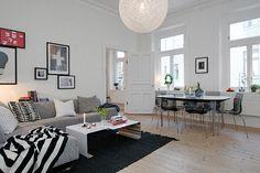 modern apartment ideas