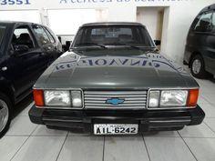 Opala Diplomata sedan SE 4.1, 1987
