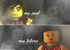 • #LEGO #NINJAGO  • #Kai #KaiSmith #Nya #NyaSmith [ #HandsOfTime #HoT ]   Edit made by me Hope you like it :-)