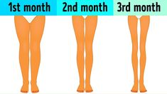 11 SIMPLE EXERCISES TO SLIM DOWN YOUR LEGS - YouTube