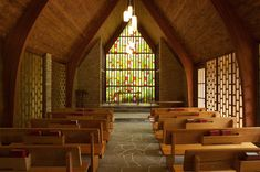 The Chapel at Jackson's Mill State 4-H Camp. Weston, WV
