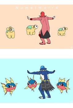 Jurassic World Meets Pokémon