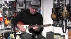 1968 Yamaha SG-7 Guitar Demo