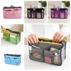 Hot 2016 New Women Ladies Desk Makeup Organizer Underwear Drawer Cosmetic Organizer Container Storage Boxes For Travel Bag #clothing,#shoes,#jewelry,#women,#men,#hats,#watches,#belts,#fashion,#style