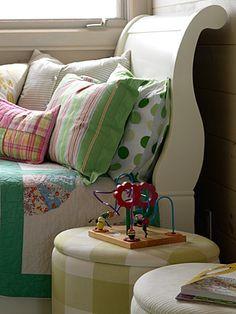Sarah Richardson Design - Sarah's Cottage - Kid's Loft