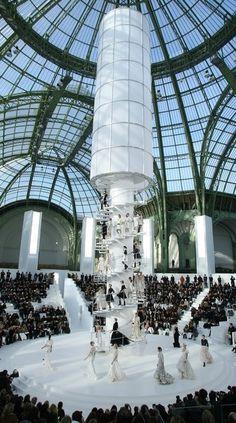 Chanel S/S Haute Couture 2006: La tour