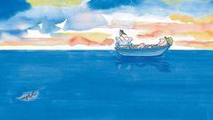 EL PEZ QUE SONREÍA ISBN: 978-84-937506-7-1  /  Autor: Jimmy Liao