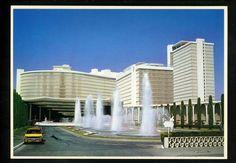 Nevada, NV postcard Caesar's Palace Hotel and Casino Las Vegas Chrome Caesars Palace, Palace Hotel, Marina Bay Sands, Nevada, Worlds Largest, Las Vegas, Chrome, Building, Travel